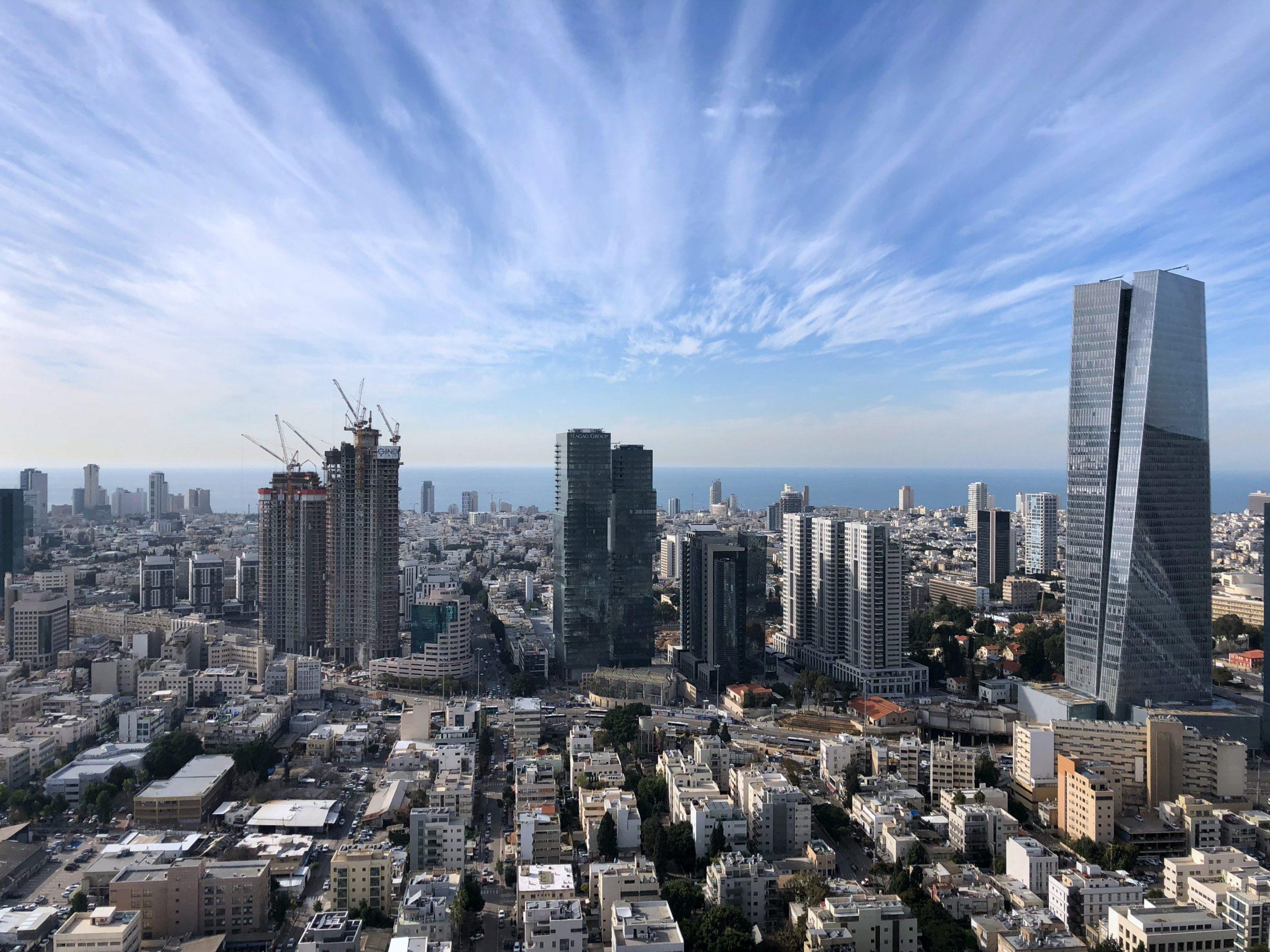תל אביב מתחדשת ללא הפסקה